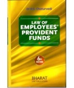 Law Of Employees Provident Funds By Dr R.G. Chaturvedi