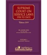Supreme Court On Service Laws By Gurbax Singh