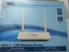 Ramptel RD151 Wireless Router & Wi-fi
