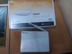 Swaraj SW200 Wireless Router & Wi-fi