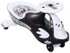 Toy Zone Twister Baby Panda Magic Car