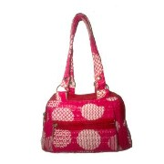 Blumelt BLMHB65RD Mini Hand Bag for Ladies Combo of 2