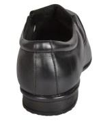 Raw Black Shoe For Men