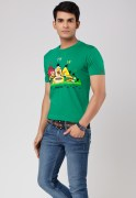 Angry Birds Round Neck T-Shirt