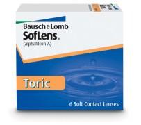 Baush & Lomb Soflens Toric Contact Lenses
