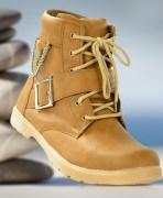 Beige Boots For Men