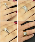 Alloy Rings For Men