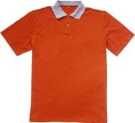 Mens Collar Neck T-shirt