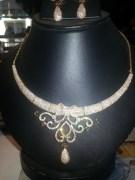 Swarovski Necklace Set with Pendent
