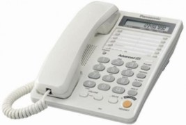 Panasonic KX-T2375MXW Corded Landline Phone