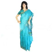 Padamshri Japan Girl Silk Saree