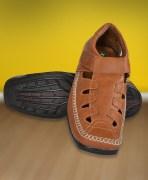 Leather Slip-Ons For Men