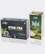 Combo Of Dyab Tea & Tulsi Juice