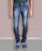 Frog Skinny Fit Blue Jeans