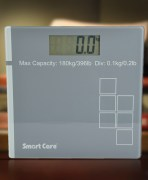 Smart Care Electronic Weighing Scale
