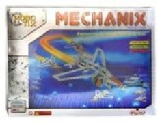 Zephyr Motorized Mechanix Educational Puzzle