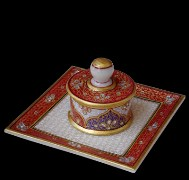 Rajasthali Crafts RCD-TS04A Marble Container