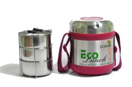 Ecoline Eco Lunch 3 Isulated Lunch Box