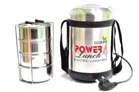 Ecoline Power Lunch 4 Electric Lunch Box