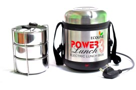 Ecoline Power Lunch 3 Electric Lunch Box