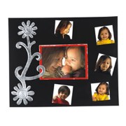 6 PC Metal Wooden Collage Frame AM-3
