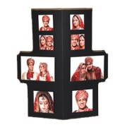 8 PC Metal Wooden Collage Frame AM-2