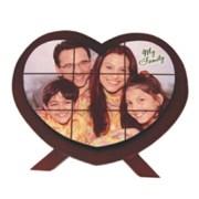 SW-4 Heart Wooden Frame