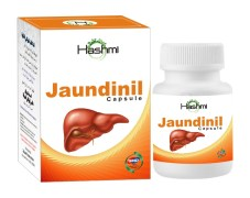 Hashmi JDL Jaundice Capsule Treatment (Jaundinil Capsules)