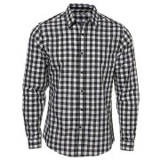 S Mark Excell Formal Check Shirt Men