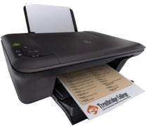 HP Deskjet 1050J410a Multifunction Inkjet Printer