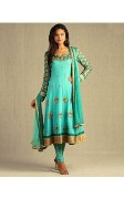 The Yuvathi's Anarkali Salwar Suits
