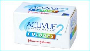 Johnson & Johnson Color Enhancers Lenses