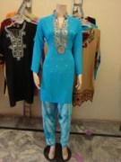 Chiffon Printed Suit Bombay Made