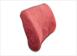 """Renewa Orthopedic Back Support  with """"Puff Foam"""" Imported Velvet Deluxe"""