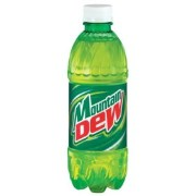 Mountain Dew Cold Drink
