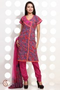 Churidhar Material Set