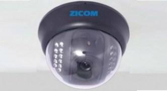 Zicom ZDC48BS 480 TVL Dome Camera