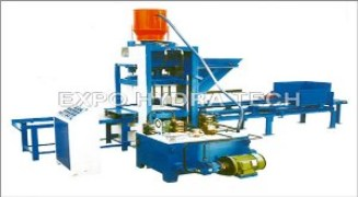 Hydrolic Flyash Machine