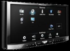Pioneer DEH-3490 DVD Multimedia Player