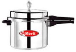 Merit Pressure Cooker 12 ltr