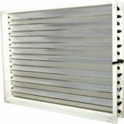 Aluminum Airfoil Damper