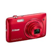 Nikon S3400 Camera
