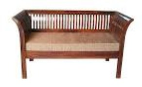 Chitpi Wooden Sofa