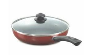 Prestige Omega Aluminium Deluxe Fry Pan