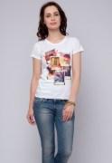 Lee Casual Printed T-Shirt