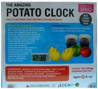 Ekta Potato Clock Game