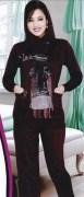 Hautewagon Track Suit