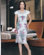 Hautewagon Chemise Night Gown