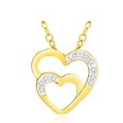 Sparkles Silver P8261 Diamond Pendant