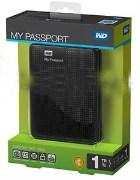 WD Passport HDD 1 TB